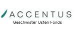 Logo Accentus Stiftung - Geschwister Usteri Fonds